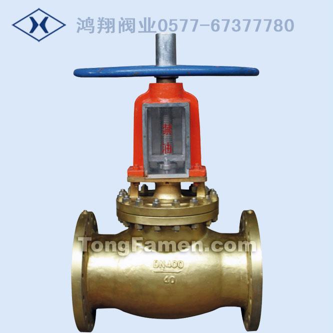 氧气管路青铜截止阀